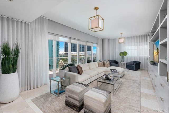 6103 Aqua Ave #704, Miami Beach, FL 33141 (MLS #A10914947) :: ONE Sotheby's International Realty