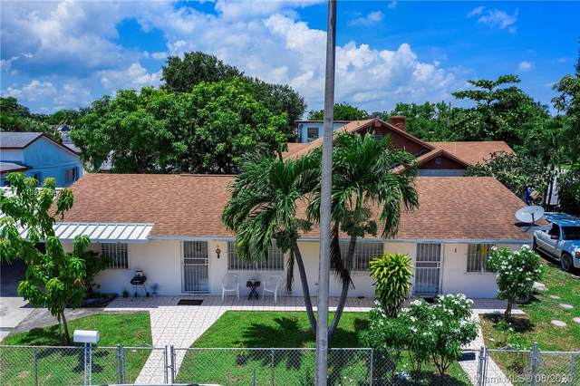 1 NW 47th St, Miami, FL 33127 (MLS #A10914956) :: Berkshire Hathaway HomeServices EWM Realty