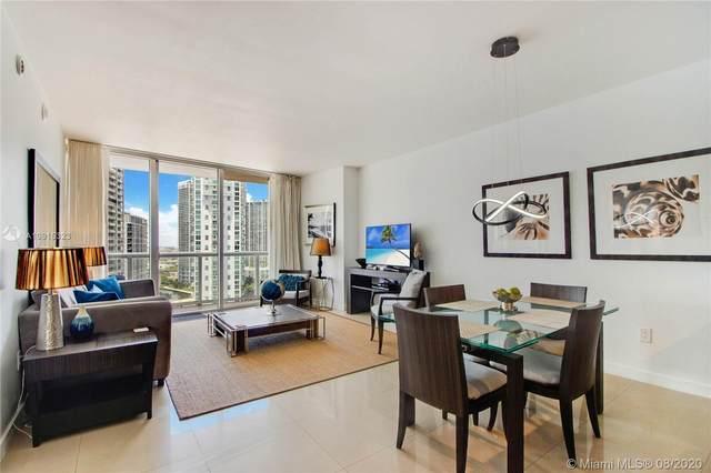 485 Brickell Ave #2107, Miami, FL 33131 (MLS #A10915323) :: Berkshire Hathaway HomeServices EWM Realty