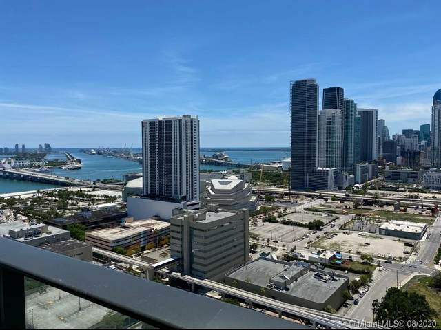 1600 NE 1st Ave #2809, Miami, FL 33132 (MLS #A10915398) :: The Pearl Realty Group