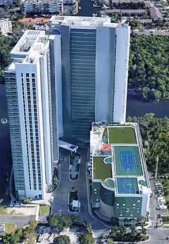 16385 Biscayne Blvd #1803, North Miami Beach, FL 33160 (MLS #A10915520) :: Berkshire Hathaway HomeServices EWM Realty