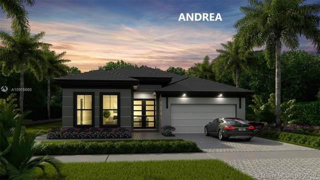 29137 SW 167 Av, Homestead, FL 33030 (MLS #A10915660) :: Dalton Wade Real Estate Group