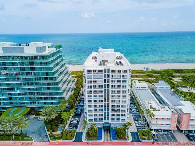9341 Collins Ave #403, Surfside, FL 33154 (MLS #A10915697) :: Carole Smith Real Estate Team