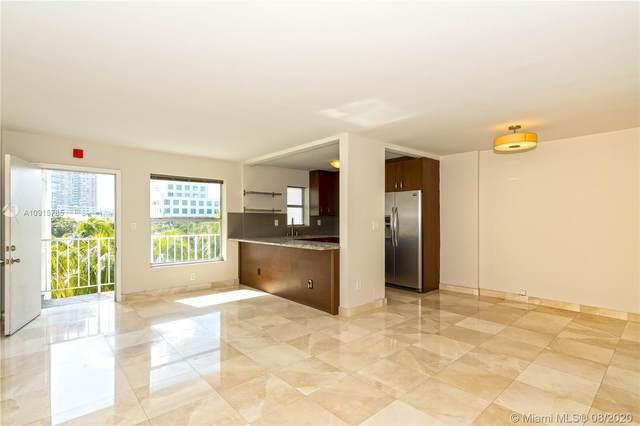 240 Collins Ave 5E, Miami Beach, FL 33139 (MLS #A10915785) :: Berkshire Hathaway HomeServices EWM Realty