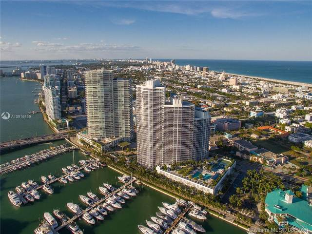 450 Alton Rd #2406, Miami Beach, FL 33139 (MLS #A10915869) :: Berkshire Hathaway HomeServices EWM Realty