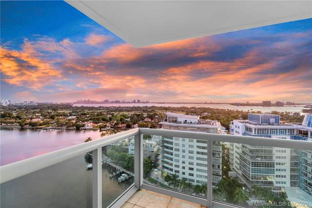 6000 Indian Creek Dr 19C, Miami Beach, FL 33140 (MLS #A10915987) :: Ray De Leon with One Sotheby's International Realty