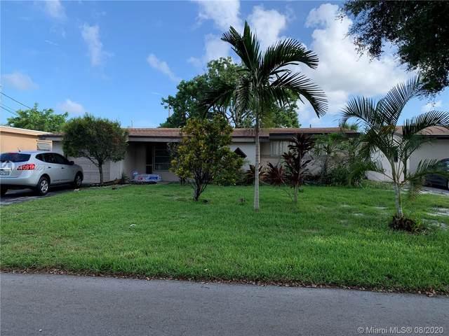 6756 Dogwood Dr, Miramar, FL 33023 (MLS #A10916006) :: Green Realty Properties