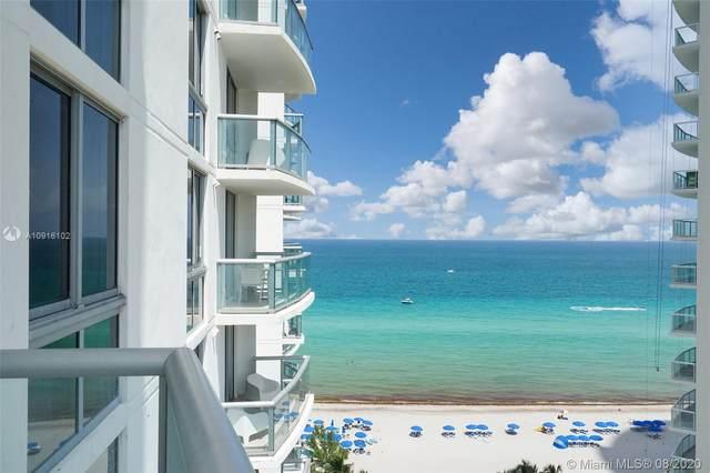 18683 Collins Ave #1409, Sunny Isles Beach, FL 33160 (MLS #A10916102) :: Patty Accorto Team