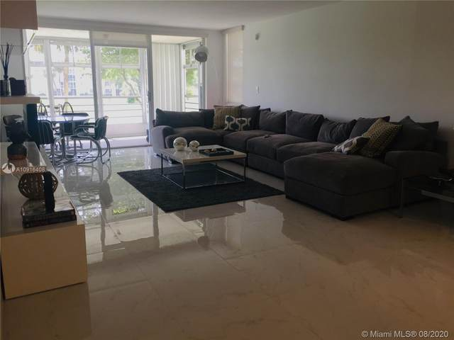 805 Cypress Blvd #210, Pompano Beach, FL 33069 (MLS #A10916408) :: Podium Realty Group Inc