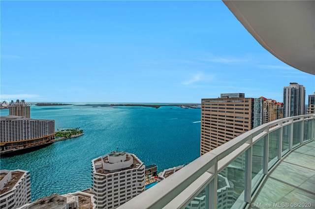 950 Brickell Bay Dr #3510, Miami, FL 33131 (MLS #A10916505) :: Re/Max PowerPro Realty