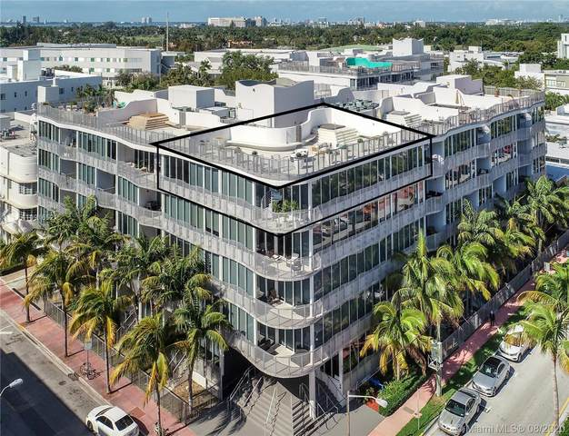 2100 Park Ave Ph507, Miami Beach, FL 33139 (MLS #A10916521) :: Patty Accorto Team