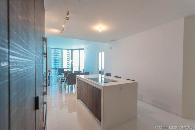 851 NE 1st Ave #2607, Miami, FL 33132 (MLS #A10916544) :: Berkshire Hathaway HomeServices EWM Realty
