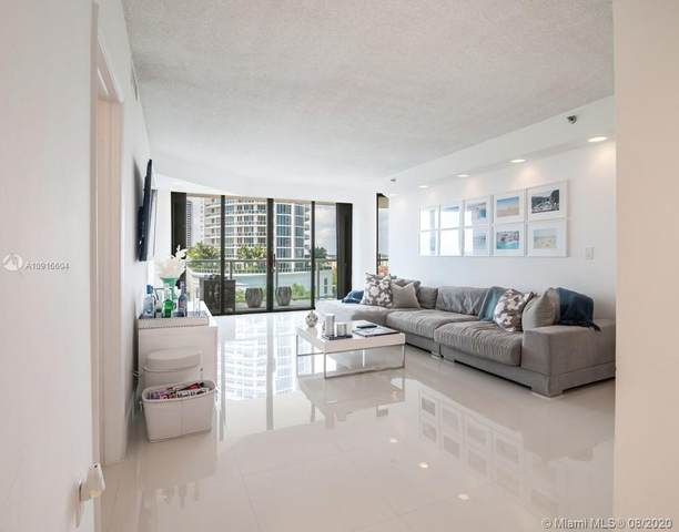 4000 Island Bl #903, Aventura, FL 33160 (MLS #A10916604) :: Podium Realty Group Inc