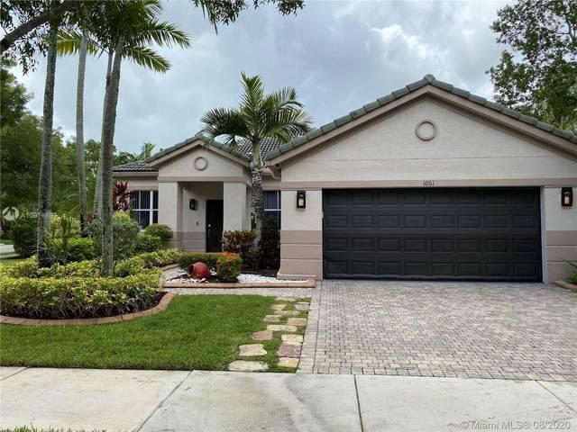 1061 Lavender Cir, Weston, FL 33327 (MLS #A10916607) :: ONE | Sotheby's International Realty