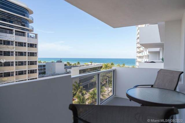 100 Lincoln Rd #702, Miami Beach, FL 33139 (MLS #A10916712) :: Berkshire Hathaway HomeServices EWM Realty