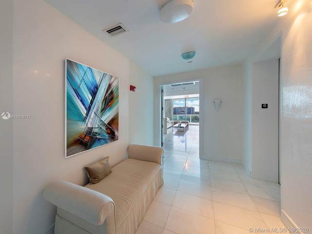 100 S Pointe Dr #602, Miami Beach, FL 33139 (MLS #A10916721) :: Ray De Leon with One Sotheby's International Realty