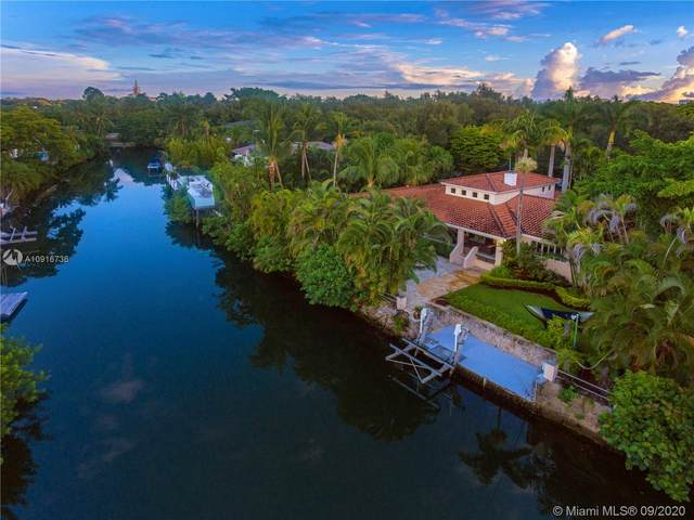 808 Jeronimo Dr, Coral Gables, FL 33146 (MLS #A10916736) :: Prestige Realty Group