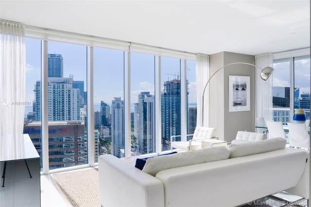 485 Brickell Ave #4808, Miami, FL 33131 (MLS #A10916791) :: Berkshire Hathaway HomeServices EWM Realty
