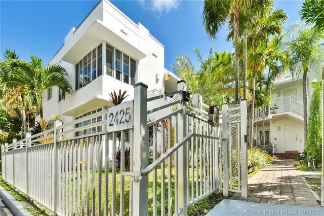 2425 Flamingo Pl, Miami Beach, FL 33140 (MLS #A10916850) :: Berkshire Hathaway HomeServices EWM Realty