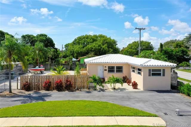 602 NE 33rd St, Oakland Park, FL 33334 (MLS #A10916854) :: ONE   Sotheby's International Realty