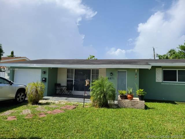 6871 SW 28th St, Miramar, FL 33023 (MLS #A10916880) :: ONE | Sotheby's International Realty