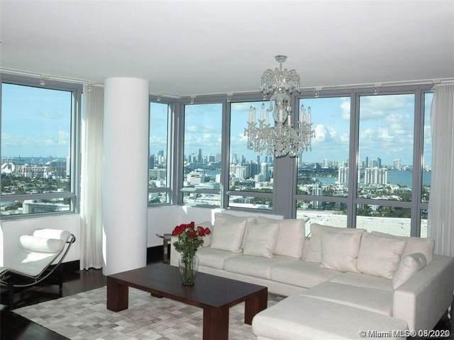 101 20th St #3501, Miami Beach, FL 33139 (MLS #A10916982) :: Dalton Wade Real Estate Group