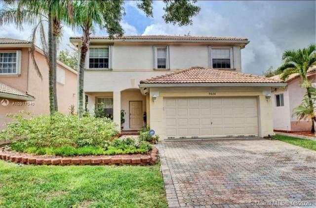 5026 Ibis Pl, Coconut Creek, FL 33073 (MLS #A10917040) :: Dalton Wade Real Estate Group