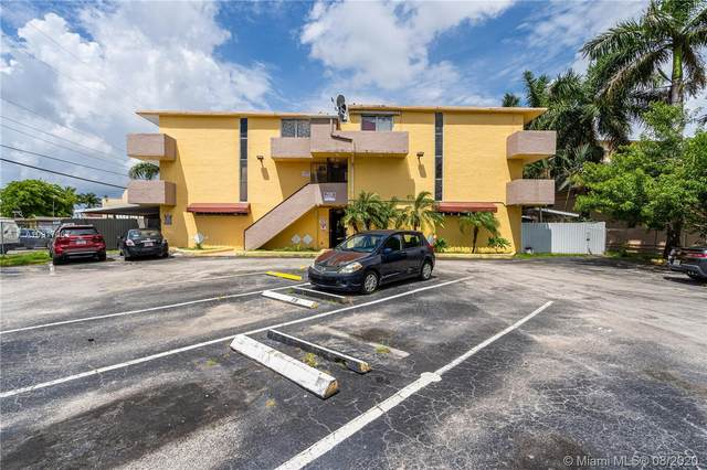 740 NW 45th Ave T11, Miami, FL 33126 (MLS #A10917063) :: The Riley Smith Group