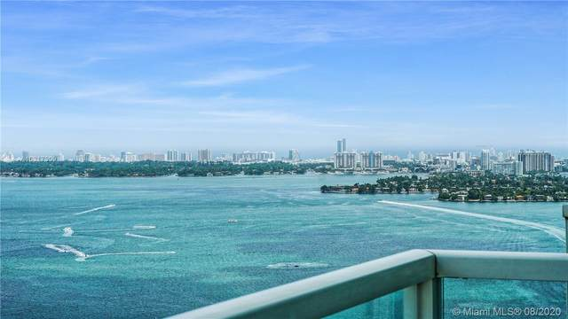 1900 N Bayshore Dr #4012, Miami, FL 33132 (MLS #A10917309) :: The Jack Coden Group