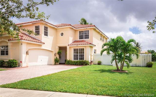2929 SW 163rd Ave, Miramar, FL 33027 (MLS #A10917324) :: Berkshire Hathaway HomeServices EWM Realty