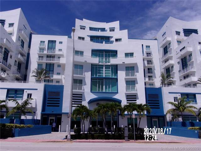 7600 Collins Ave #912, Miami Beach, FL 33141 (MLS #A10917353) :: The Riley Smith Group