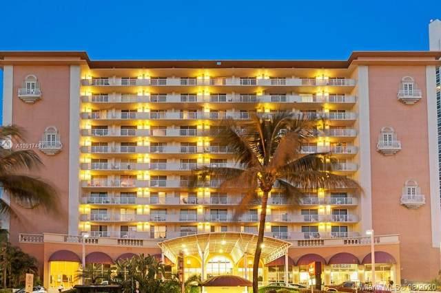 19201 Collins Ave #232, Sunny Isles Beach, FL 33160 (MLS #A10917487) :: Berkshire Hathaway HomeServices EWM Realty