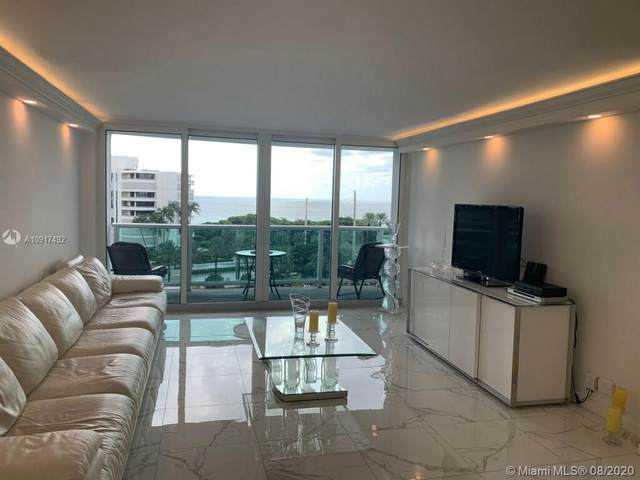 100 Bayview Dr. #709, Sunny Isles Beach, FL 33160 (MLS #A10917492) :: Berkshire Hathaway HomeServices EWM Realty