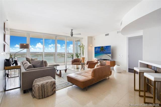 450 Alton Rd #2203, Miami Beach, FL 33139 (MLS #A10917538) :: Carole Smith Real Estate Team