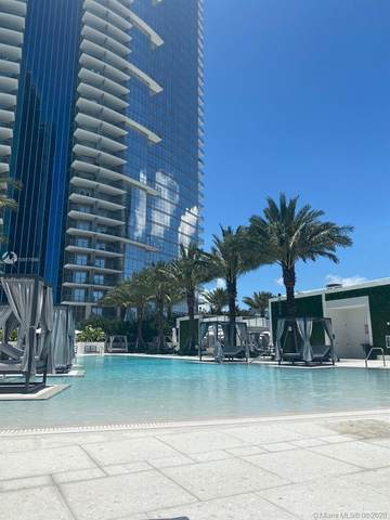 851 NE 1st Ave #3707, Miami, FL 33132 (MLS #A10917599) :: Berkshire Hathaway HomeServices EWM Realty