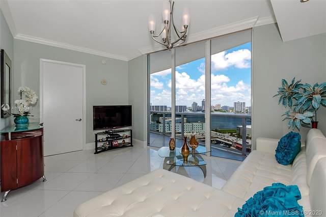 18101 Collins Ave #1906, Sunny Isles Beach, FL 33160 (MLS #A10917640) :: Carole Smith Real Estate Team