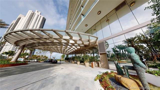 18975 Collins Ave #1504, Sunny Isles Beach, FL 33160 (MLS #A10917654) :: Ray De Leon with One Sotheby's International Realty