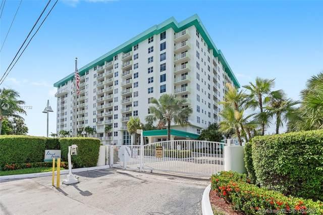 10350 W Bay Harbor Dr Ph-C, Bay Harbor Islands, FL 33154 (MLS #A10917732) :: Carole Smith Real Estate Team
