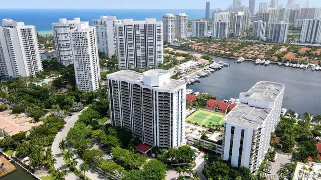 3640 Yacht Club Dr #1102, Aventura, FL 33180 (MLS #A10917780) :: Berkshire Hathaway HomeServices EWM Realty