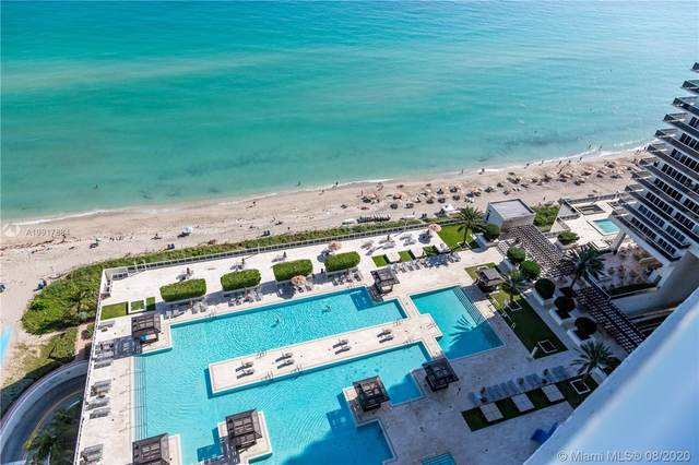 1800 S Ocean Dr #2802, Hallandale Beach, FL 33009 (MLS #A10917884) :: Prestige Realty Group