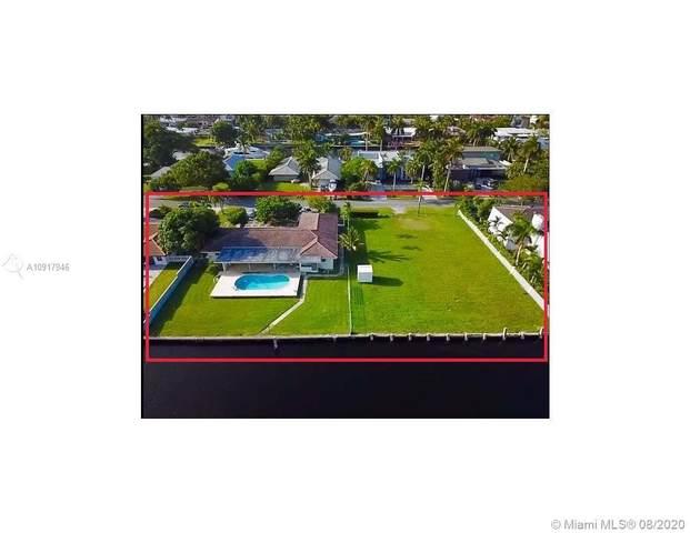 419 Alamanda Dr, Hallandale Beach, FL 33009 (MLS #A10917946) :: ONE | Sotheby's International Realty