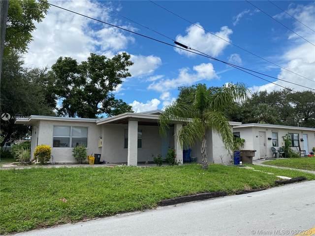 467 NE 1st Ave, Deerfield Beach, FL 33441 (MLS #A10918067) :: Berkshire Hathaway HomeServices EWM Realty