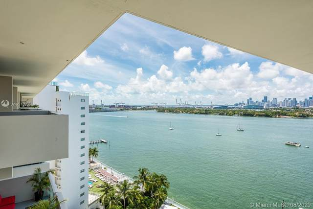1200 West Ave Ph31, Miami Beach, FL 33139 (MLS #A10918266) :: The Pearl Realty Group