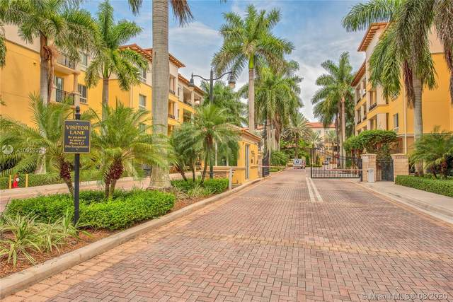 16102 Emerald Estates Dr #303, Weston, FL 33331 (MLS #A10918321) :: The Pearl Realty Group