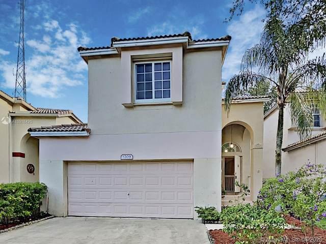 5209 Eagle Cay Mnr, Coconut Creek, FL 33073 (MLS #A10918420) :: Dalton Wade Real Estate Group