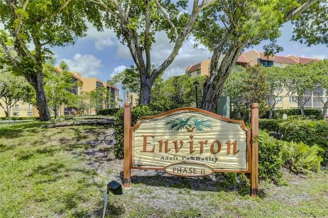 3771 Environ Blvd #649, Lauderhill, FL 33319 (MLS #A10918451) :: Berkshire Hathaway HomeServices EWM Realty