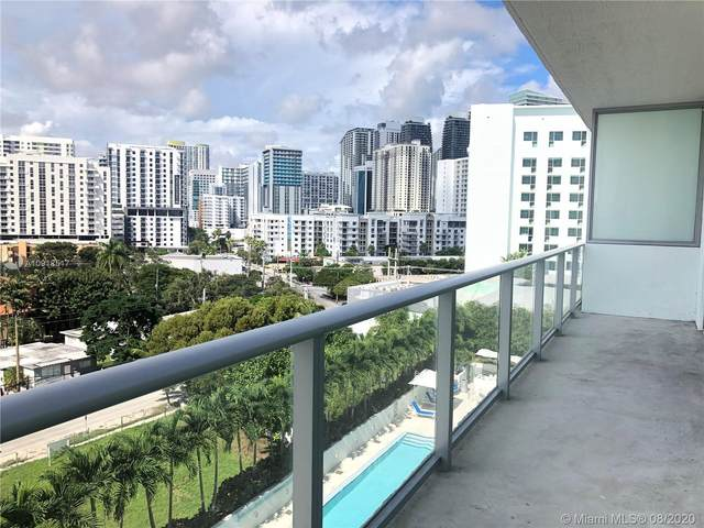 1600 SW 1st Ave #806, Miami, FL 33129 (MLS #A10918517) :: Ray De Leon with One Sotheby's International Realty