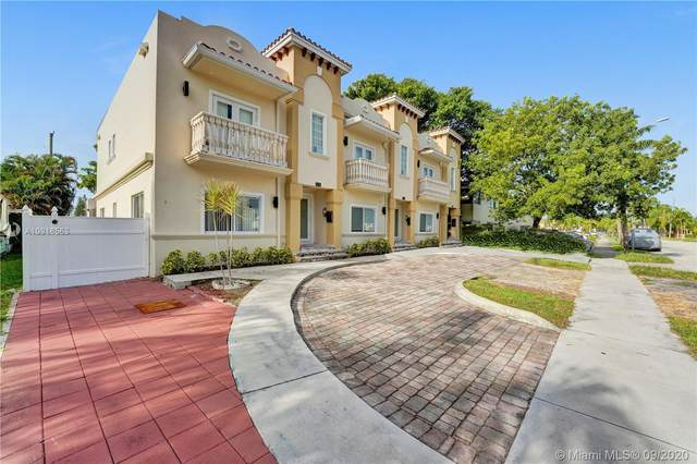 1710 Mayo St #3, Hollywood, FL 33020 (MLS #A10918563) :: Prestige Realty Group