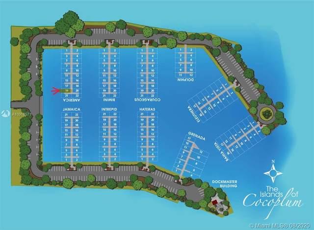 6500 Prado Blvd. America 19, Coral Gables, FL 33143 (MLS #A10918571) :: Carlos + Ellen