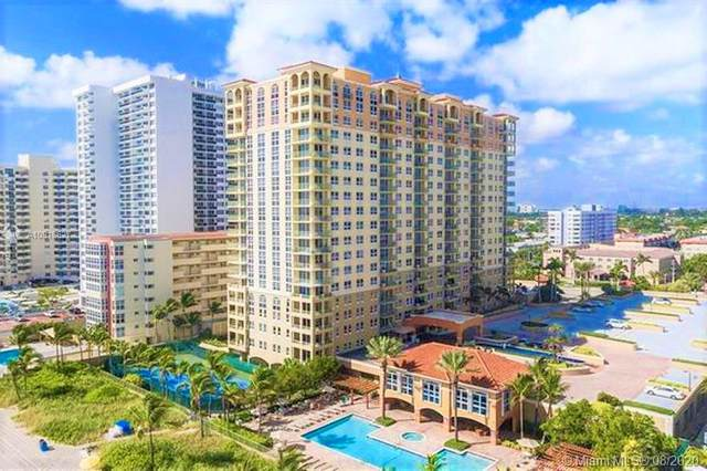 2080 S Ocean Dr #401, Hallandale Beach, FL 33009 (MLS #A10918627) :: The Pearl Realty Group